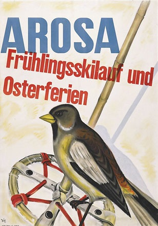 Diggelmann Alex Walter - Arosa