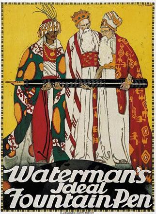 Burger Wilhelm Friedrich - Waterman's Ideal