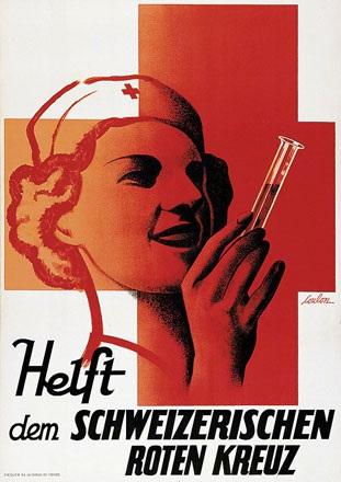 de Coulon Eric - Helft den Schweizerischen Rotes Kreuz