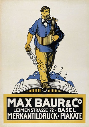 Dürrwang Rudolf - Max Baur & Co.