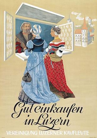Monogramm Kru. - Einkaufen in Luzern