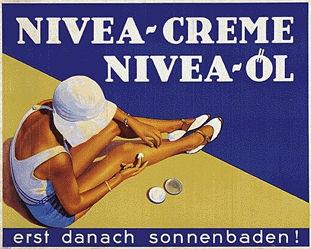 Anonym - Nivea-Crème