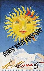 Weiskönig Werner - Olympic Winter Games