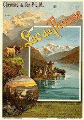 d'Alesi Hugo - Lac de Thoune