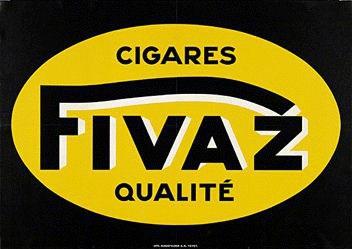 Anonym - Cigares Fivaz