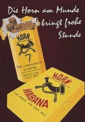 Anonym - Horn Habana Tabak