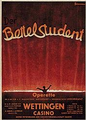 Baumann - Der Bettelstudent