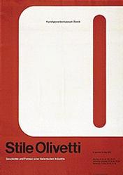 Balmer Walter - Stile Olivetti