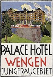 Borter Klara Cécile - Palace Hotel Wengen