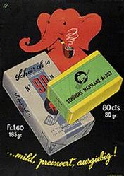 Ebner Emil - Schürch's Tabak