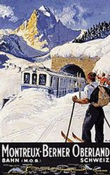 Elzingre Edouard - Montreux-Berner Oberland-Bahn