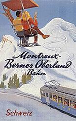 Ernst Otto - Montreux-Berner Oberland-Bahn