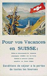 Gerbig Richard - Pour vos Vacances en Suisse