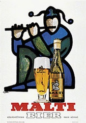 Gfeller Rolf - Malti Bier
