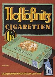 Hahnemann - Hoflössnitz Cigaretten