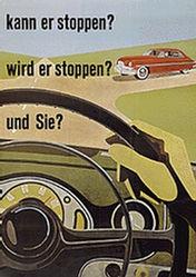 Hartmann Hans - kann er stoppen?