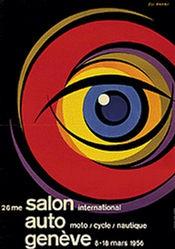 Hauri Edi - Salon International Auto Genève