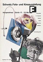 Honegger-Lavater Gottfried - Schweiz. Foto- und Kinoausstellung