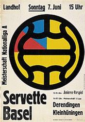 Leupin Herbert - Servette - Basel