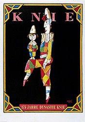 Leupin Herbert - Circus Knie
