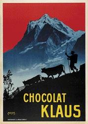 Moos Carl - Chocolat Klaus