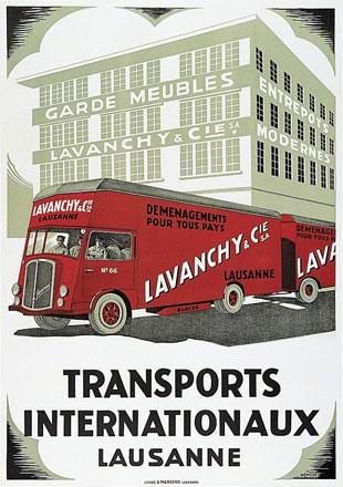 Anonym - Lavanchy & Cie. SA