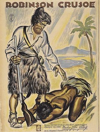 Opitz Kurt - Robinson Crusoe