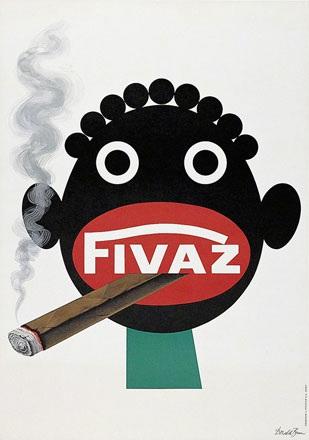 Brun Donald - Fivaz