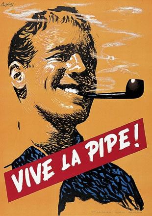 Campbell Marcus - Vive la pipe!