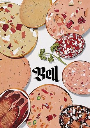 Brun Donald - Bell
