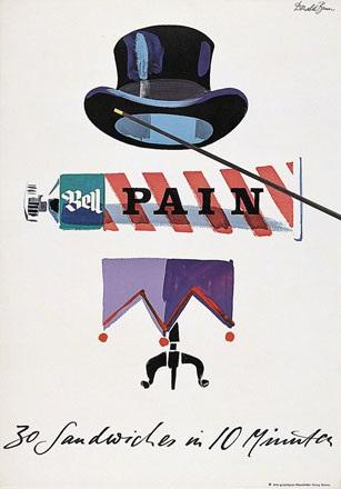 Brun Donald - Bell Pain
