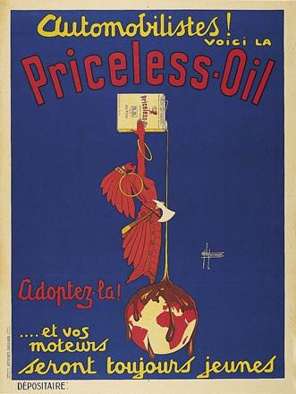 de Laurencin Henri - Automobilistes - Priceless-Oil