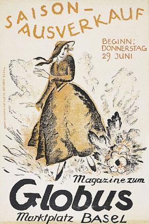 Urech Rudolf - Magazine zum Globus