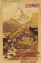 Reckziegel Anton - Zermatt