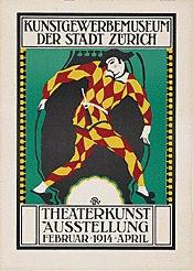 Roesch Carl - Theaterkunst-Ausstellung