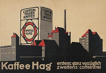 Runge Alfred / Scotland Eduard - Kaffee Hag