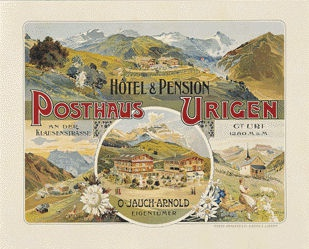 Steiner Heinrich - Posthaus Urigen