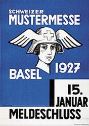 Stocker Hans - Schweizer Mustermesse Basel