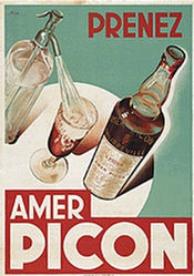 Monogramm RSB - Amer Picon