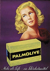 Wicky Georges - Palmolive
