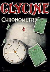 Comisetti Ch. - Glycine Chronometre