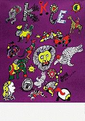 de Saint Phalle Niki - Circus Knie
