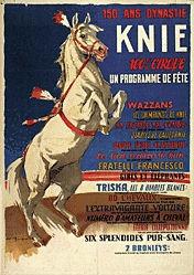 Elzingre Edouard - Circus Knie