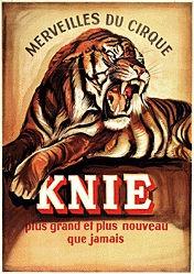 Fauquex Eugène - Circus Knie