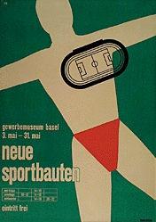 Mumenthaler Ernst - Neue Sportbauten