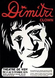 Anonym - Dimitri Clown