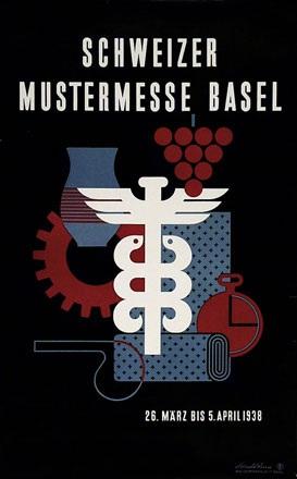 Brun Donald - Schweizer Mustermesse Basel
