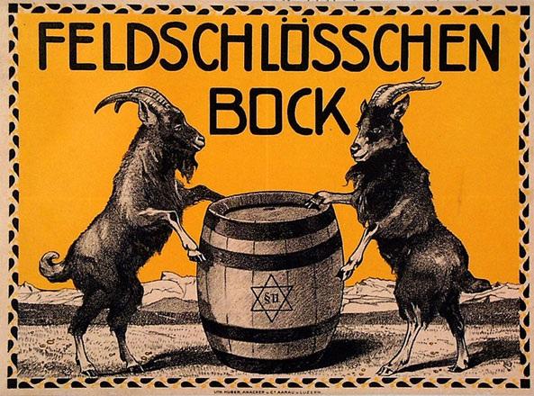 Anonym - Feldschlösschen Bock