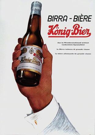 Anonym - König Bier