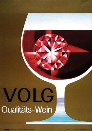 Siegwart & Jaeggi - Volg Qualitäts-Wein